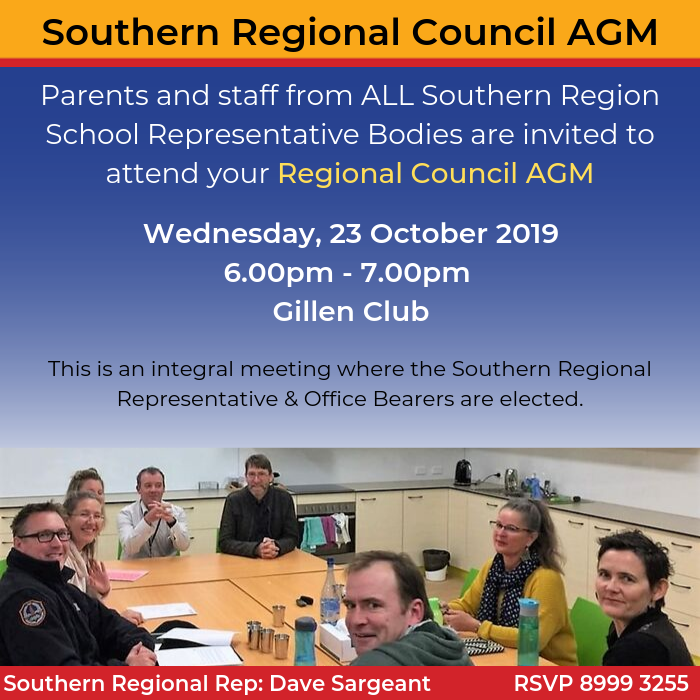 Invite - AGM - Southern Regional Council - 23Oct2019.png
