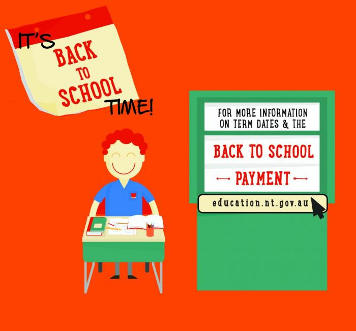 Back to School Vouchers are back!