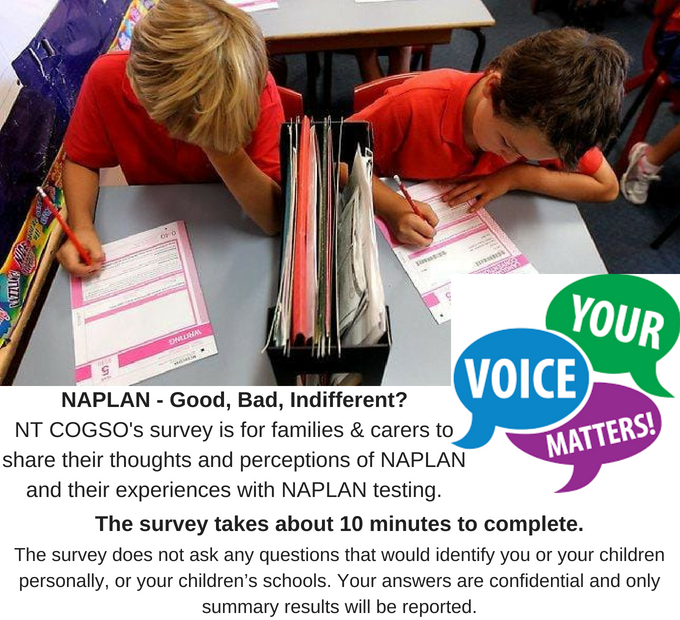 NAPLAN - Good, Bad, Indifferent?