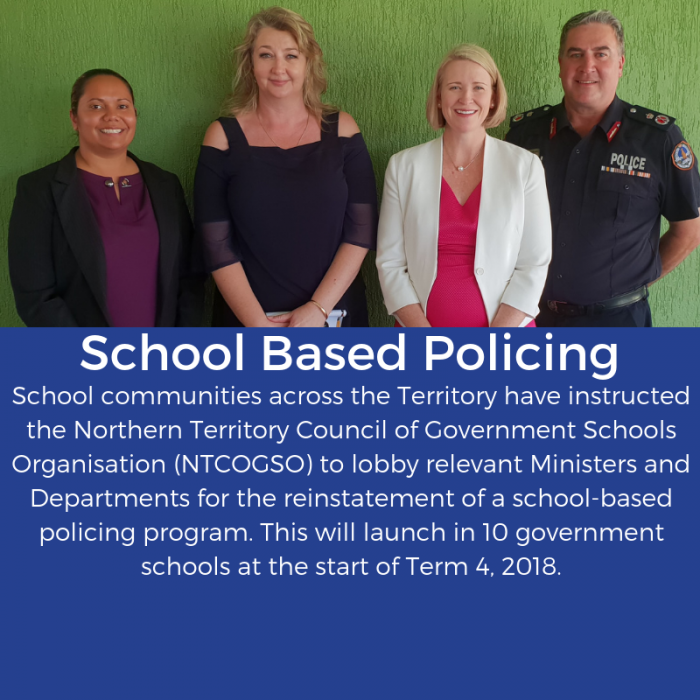 School Based Policing Framework