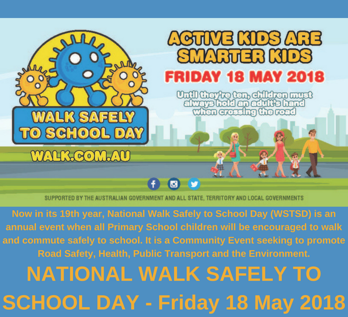 National School Walk Out: NT COGSO